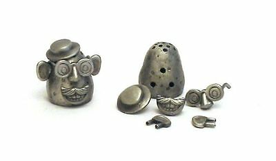 The Potato Thimble Antiqued Pewter Collectible Thimble NEW
