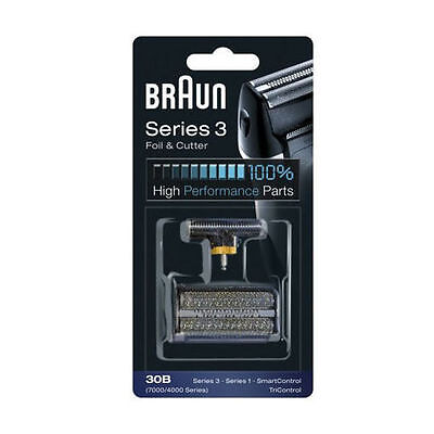 Braun 30B Foil Cutter Shaver 4000 7000 Series 3 Syncro TriControl Combi Pack BEE