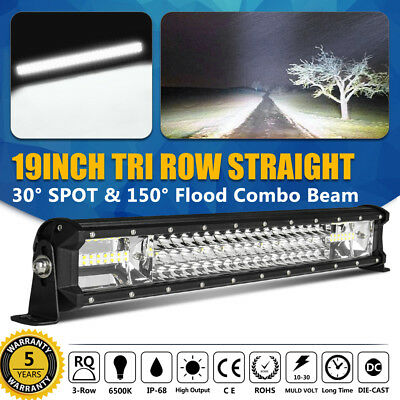 20Inch 990W LUMILEDS LED SPOT FLOOD  LED WORK LIGHT BAR FOR OFFROAD DRIVING FORD