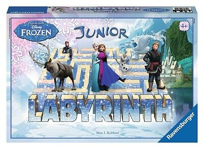 Ravensburger*disney Frozen Junior Labyrinth*neu+Ovp