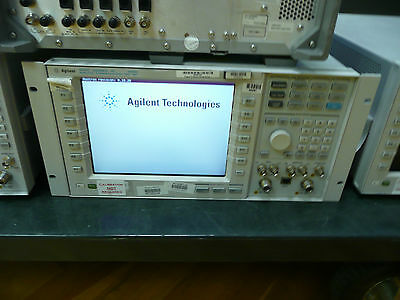 Agilent 8960 Series 10 Model ES515C WIreless communication test set USED