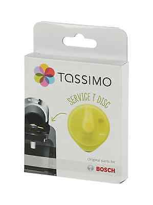 Genuine Bosch Tassimo Replacement Descaling Cleaning T Disc T20,T40,T42,T65,T85