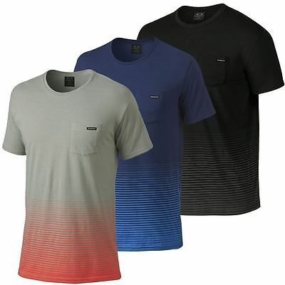 Oakley 2015 Yuppy Knit T-Shirt Mens Run Short Sleeve Athletic Sport Tee