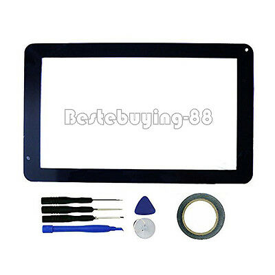 New Digitizer Touch Screen Panel for Hipstreet FLARE3 HS-9TB37-8GB 9-inch Tablet