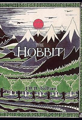 The Hobbit Classic Hardback: Or There and Back Again by J.R.R. Tolkien (English)