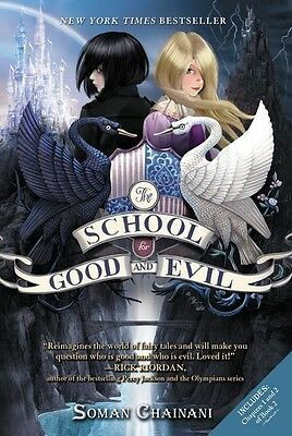 The School for Good and Evil Soman Chainani