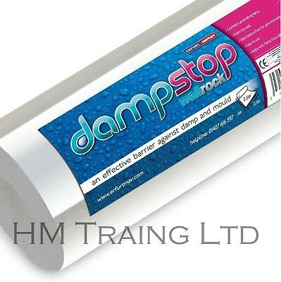 Damp Stop Dampness Mould Seal Proofing Wall Sheet Aluminium Lining Paper Roll