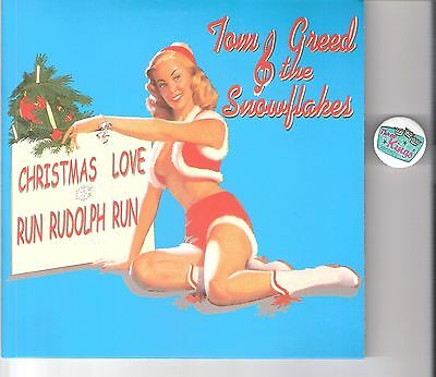 TOM GREED & THE SNOWFLAKES - Christmas love