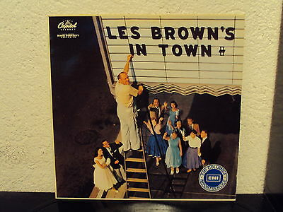 LES BROWN - Les Brown´s in town