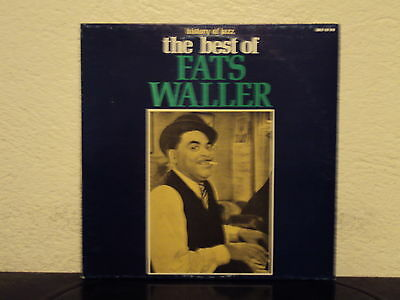FATS WALLER  - History of Jazz/Best off