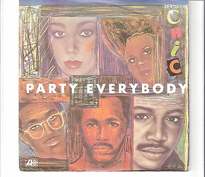 CHIC - Party everybody