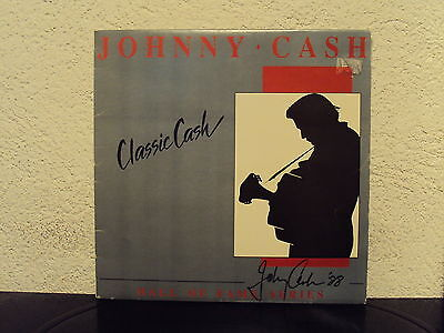 JOHNNY CASH - Classic Cash