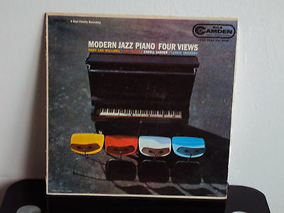 MODERN JAZZ PIANO - Four views