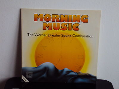 WERNER DREXLER SOUND COMBINATION - Morning music