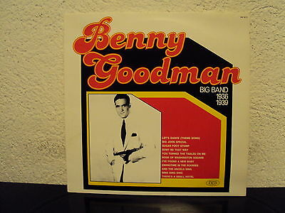 BENNY GOODMAN & HIS ORCHESTRA - Big band 1936-1939