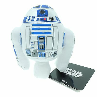 Japan Takara Tomy Star Wars Arts Beans Collection Stuffed Plush Doll R2-D2 12cm