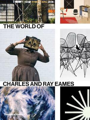 The World of Charles and Ray Eames by Catherine Ince Hardcover Book Free Shippin