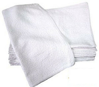 120) 10 DOZEN NEW THICK 16x19 32oz BAR MOPS CLEANING TERRY BAR TOWELS
