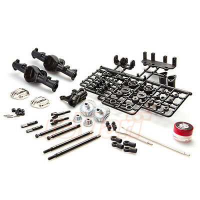 Gmade GS01 Front and Rear Axle Set EP 1:10 RC Car Crawler Off Road #GM52100