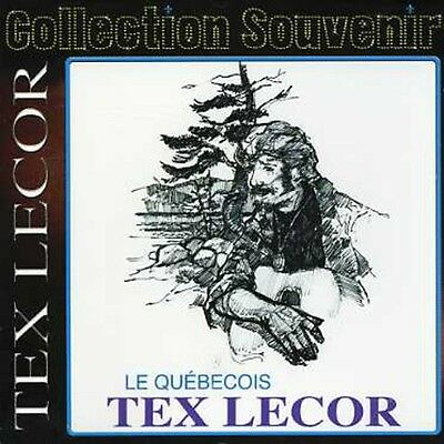 Tex Lecor - Quebecois [New CD] Canada - Import