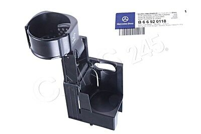 Genuine Retractable Cup Drink Holder Fits Mercedes E CLS Class W219 W211 03-11