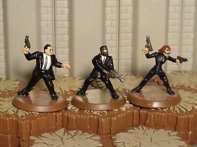 Krav Maga Agents - Heroscape - Rise of the Valkyrie - Free Shipping Available
