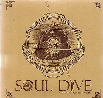 Soul Dive - Mad Scientist & Sweet Monsters (M.S&S.M)Audio CD *Sealed*