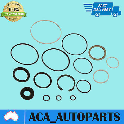 Toyota Landcruiser 80 Series HZJ80 FJ80 FZJ80 HDJ80 Power Steering Box Seal Kit