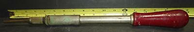 Vintage YANKEE No. 31A Spiral Ratchet Screw Driver USA NORTH BROS. MFG Co.