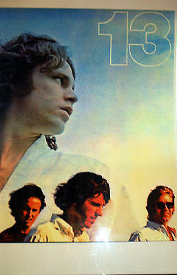 "Laminated ""13 /The Doors "" Poster"