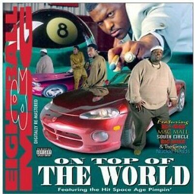 8Ball and MJG - On Top of the World [New CD]