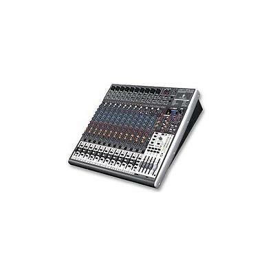 Behringer - X2442Usb - Mixing Console, 24 Input, 4/2 Bus