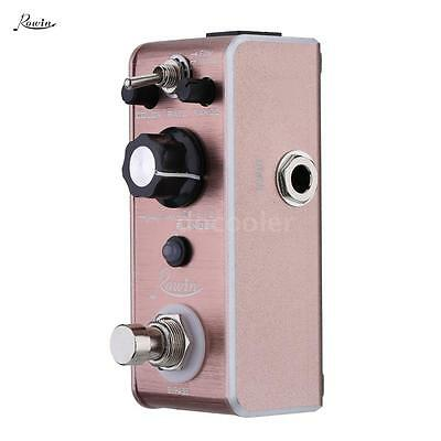 Rowin LEF-612 Flanger Pedal Mini Guitar Effect Pedal True Bypass N13Y