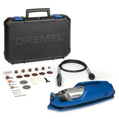 Dremel F0133000JR 3000-1/25 EZ Wrap Multi Tool With Attachment + 25 Accessories