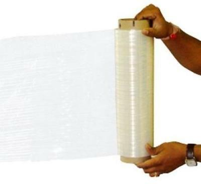 "12"" 2000' 60 GAUGE CAST HAND BUNDLING STRETCH WRAP FILM 144 ROLLS ( 36 Cases )"