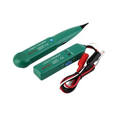 Telephone Phone Wire Network Cable Tester Line Tracker for MASTECH MS6812 LD