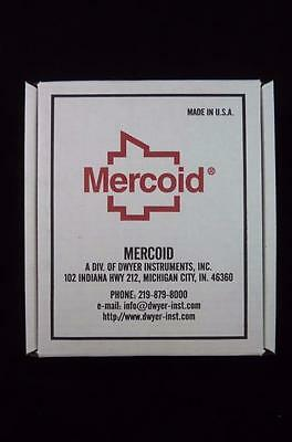 DWYER MERCOID CONTROL DA-23-127-13S Switch