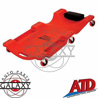 "ATD-81051 40"" Heavy-Duty Blow Molded Mechanic's Creeper"