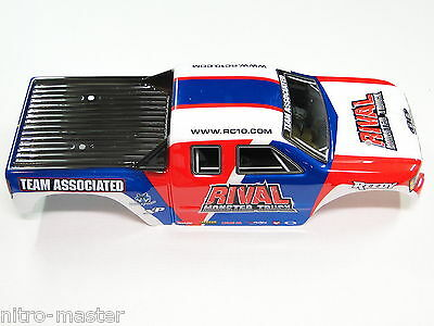 NEW ASSOCIATED RIVAL MT Body Factory Painted AM5