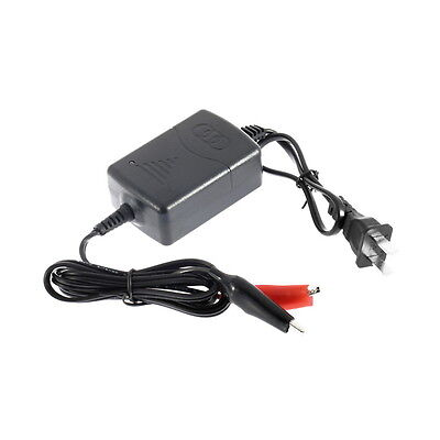12V 1300mA Sealed Lead Acid Rechargeable Battery Charger For Car Motor Truck KL