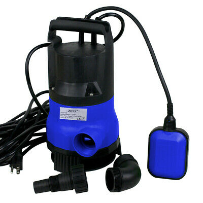 Hydroponic Mag Drive Submersible Water Pump - 2000GPH/7500L/H