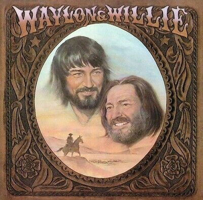 Waylon Jennings - Waylon & Willie [New CD]