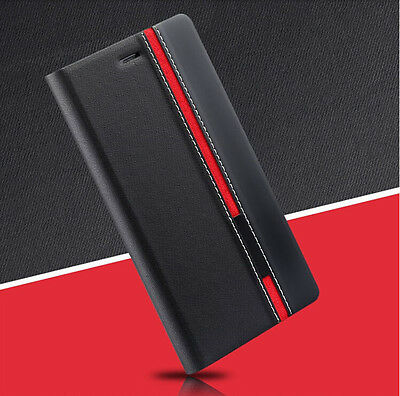Luxury Flip Cover Stand Wallet PU Leather Case Free Shiping For Samsung Galaxy