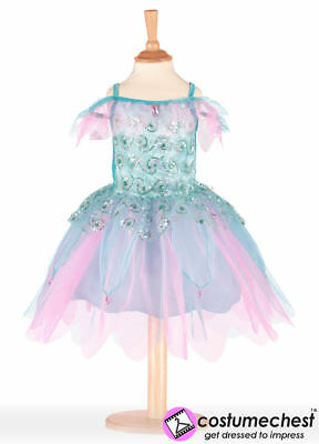 6-8 years Aqua Fairy Childrens Costume by Travis Dress Up By Design
