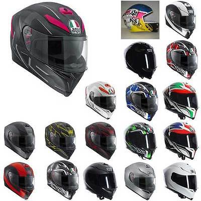 AGV K5 Full Face Sports Touring Road Motorcycle Helmet | All Colours & Sizes