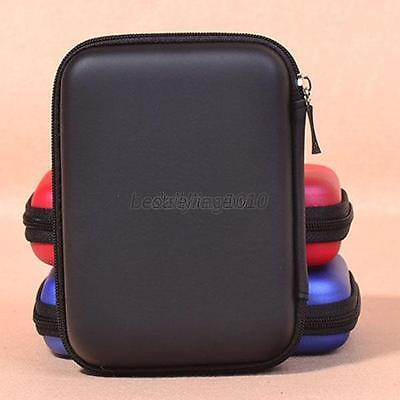 New For 2.5'' Seagate HDD External Hard Drive Carrying Protective Pouch Case Bag
