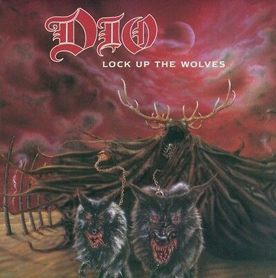 Dio - Lock Up the Wolves [New CD]
