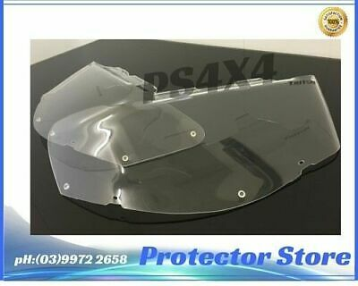 Mitsubishi Triton 2006-2015 Head Light Protectors Lamp Covers