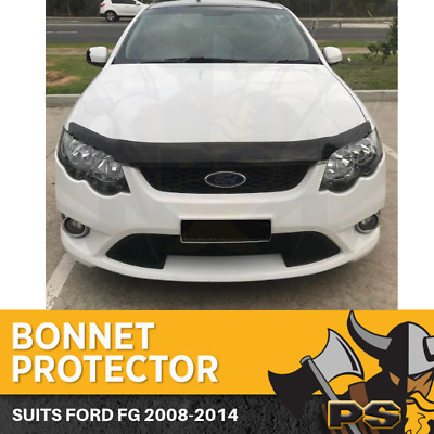 Bonnet Protector for Ford FG 2008-2014 Tinted Guard