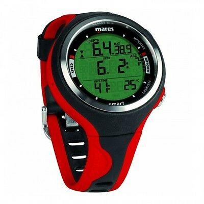 Mares Smart Dive Computer Red 02UK